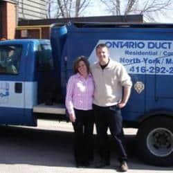 Air Duct Cleaning Truck Markham