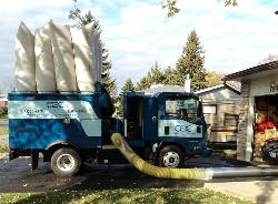 Air Duct Cleaning Services Truck Belleville